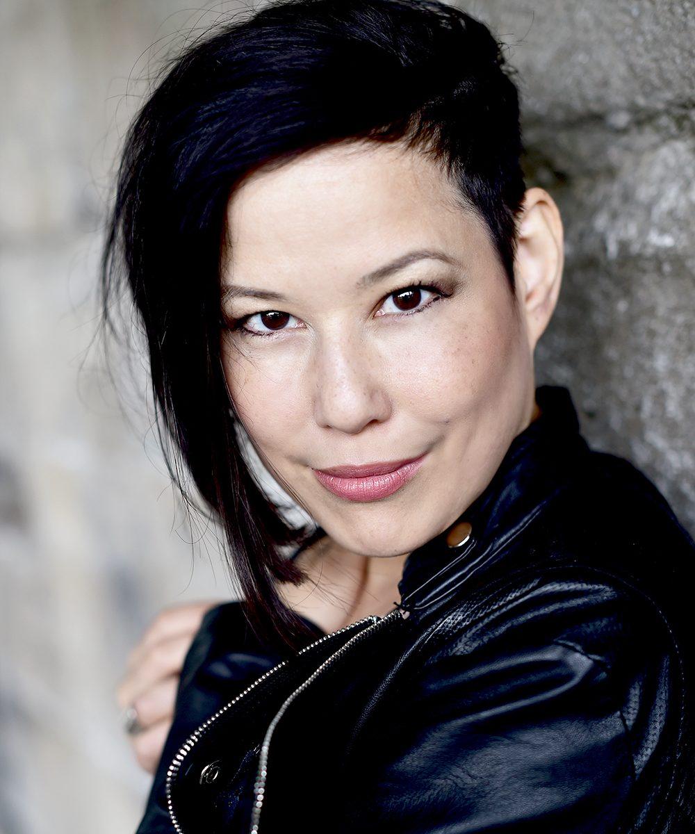 Ramona Rockenhausen Portrait frontal