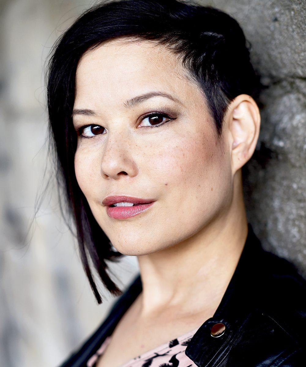 Ramona Rockenhausen Portrait frontal-seitlich