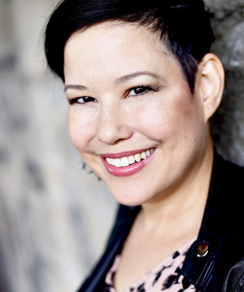 Ramona Rockenhausen - Smiling portrait